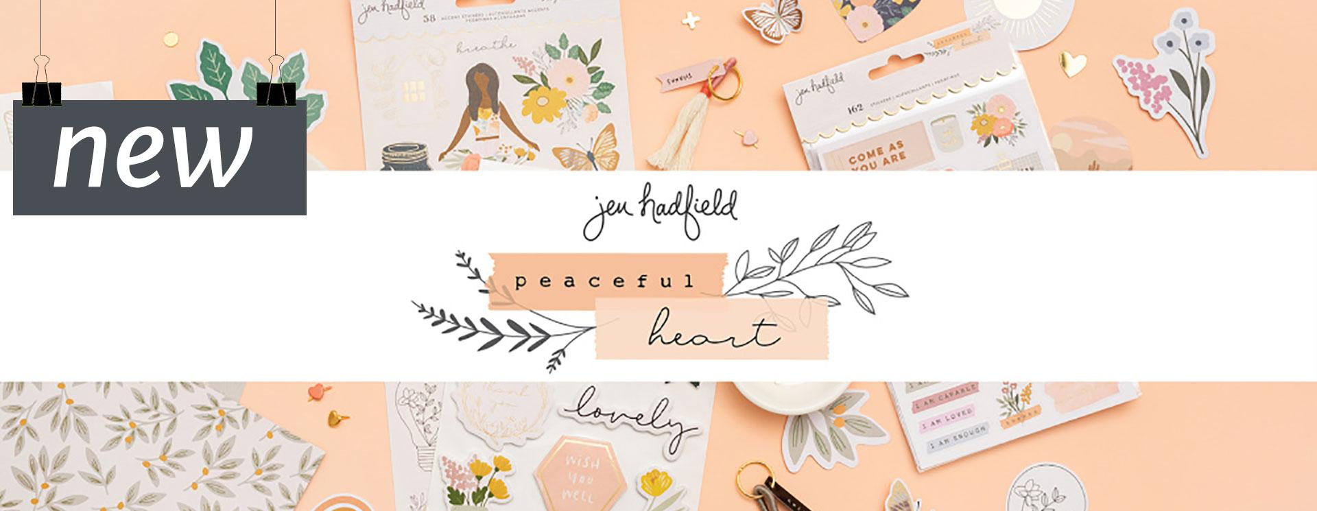 Jen Hadfield Peaceful Heart