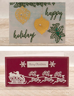 Couture Creations Deck the Halls