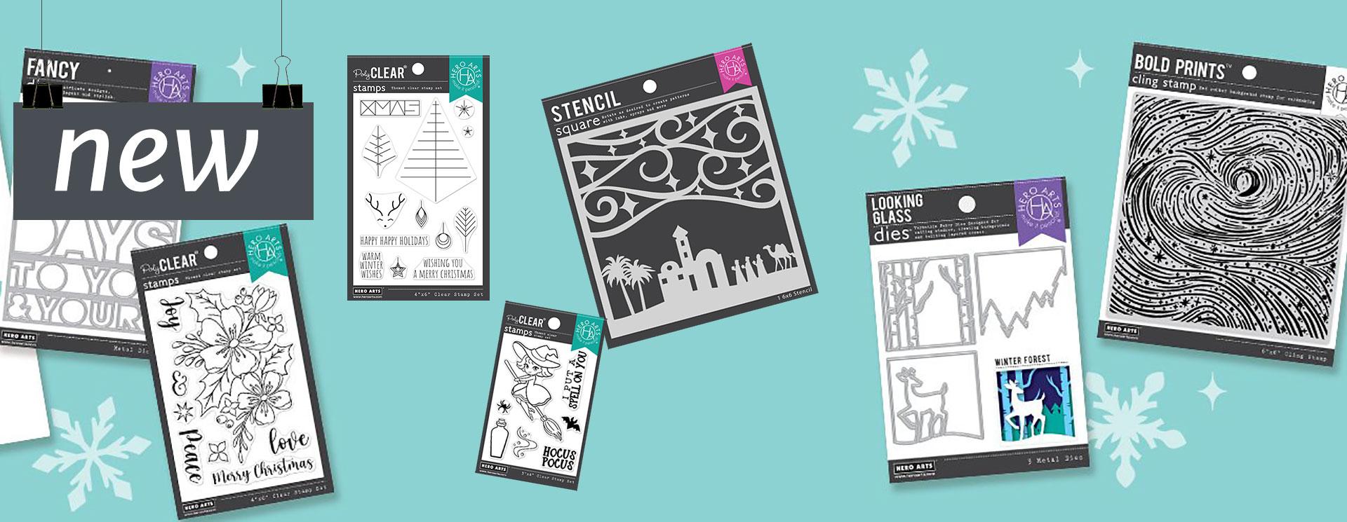 Hero Arts Winter Catalogue<br>