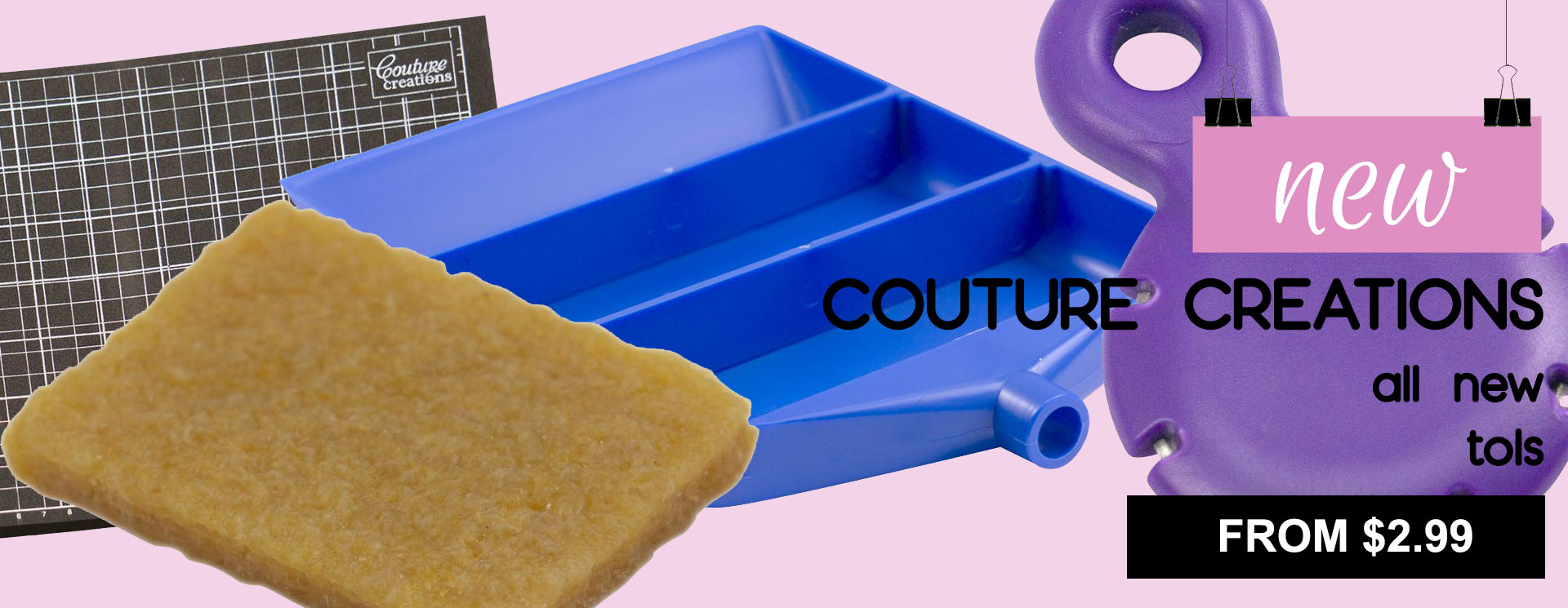 Couture Creations All New tools