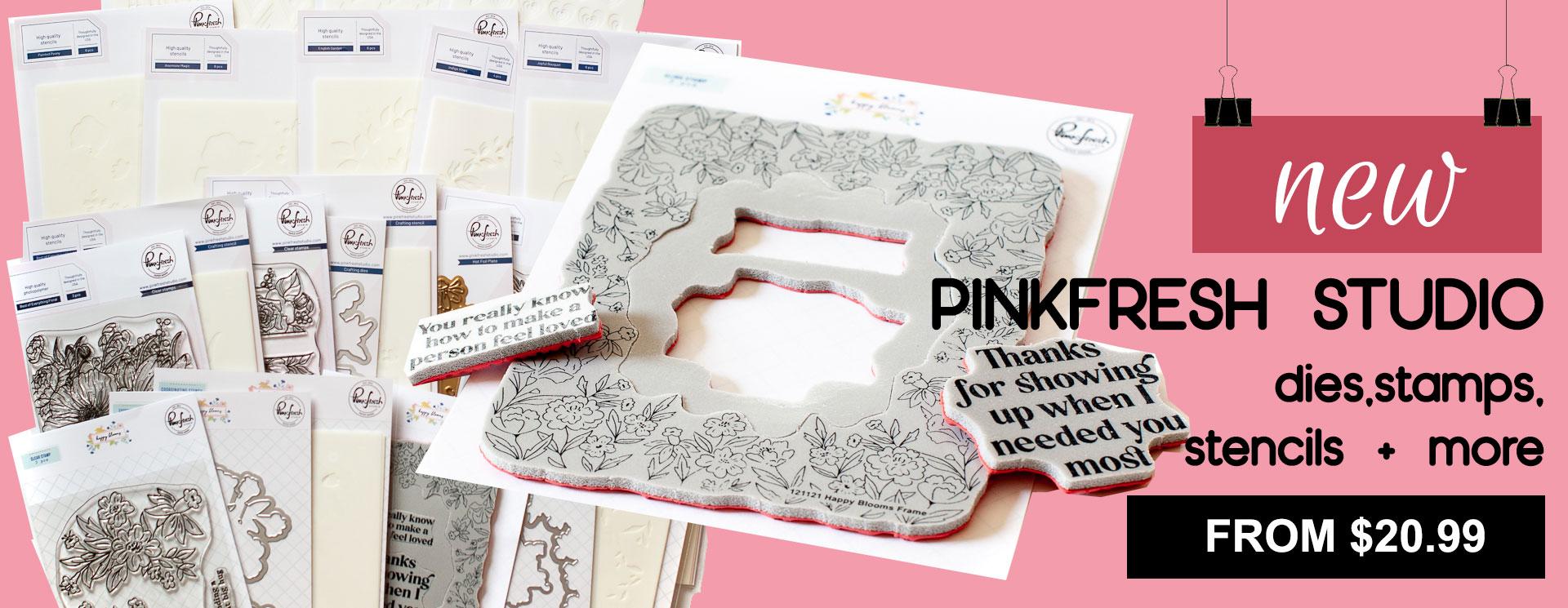 PinkFresh  Studio New Collection