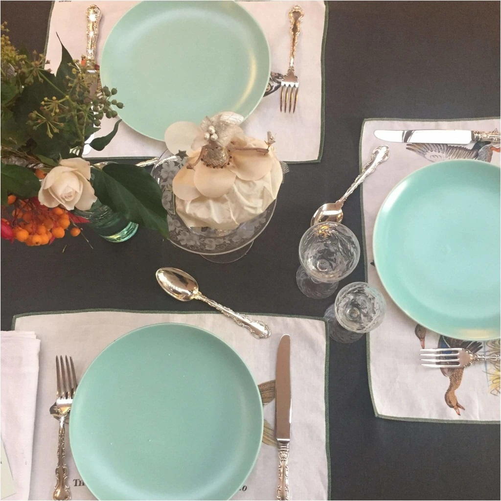 Poole Ice Green Dinner Plate