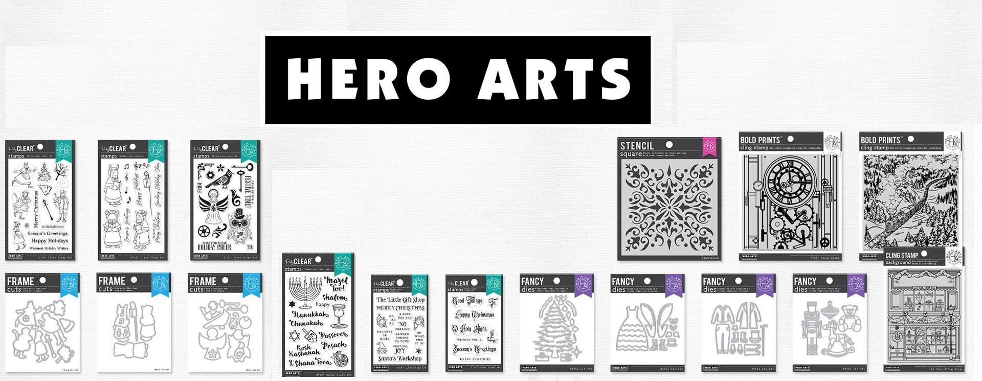 Hero Arts Stamp Images