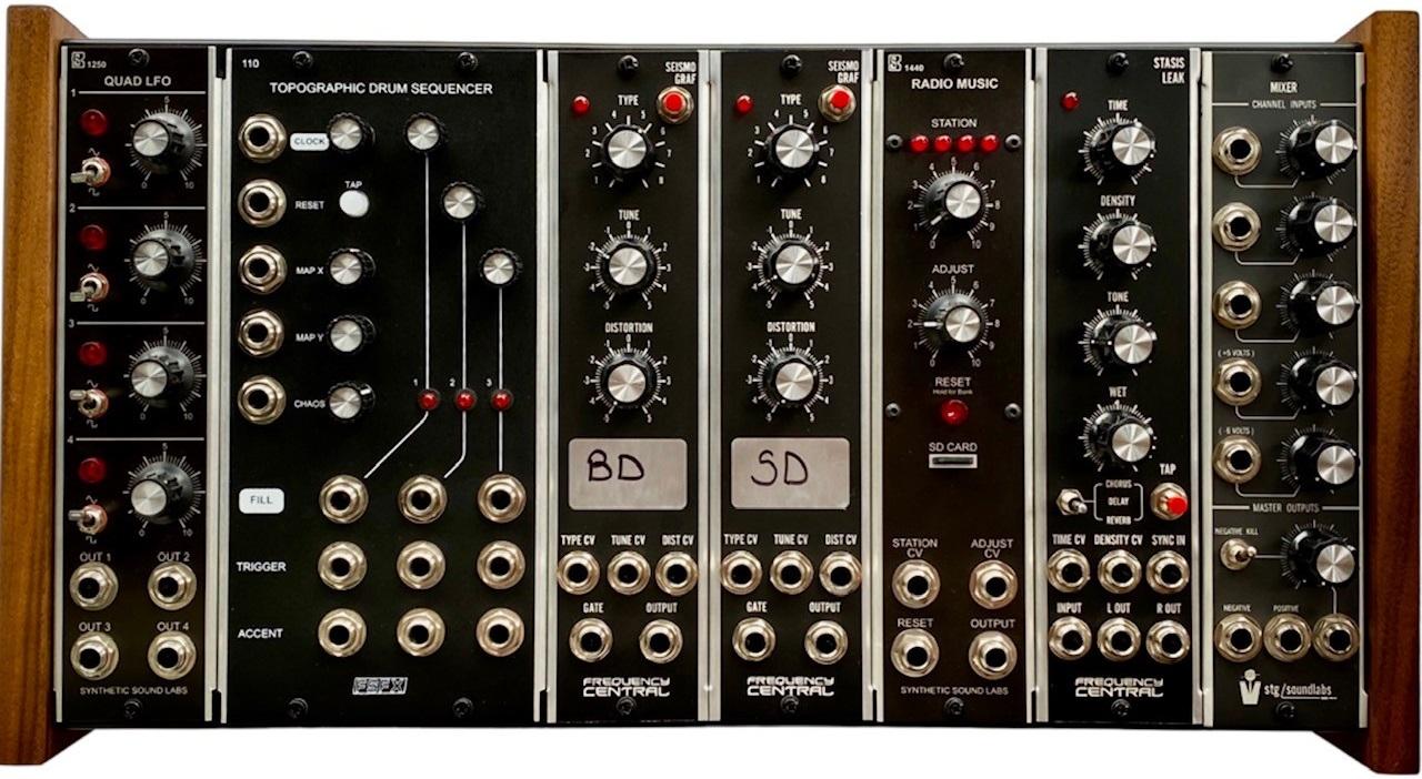 NB Digital Drum Synth<br>