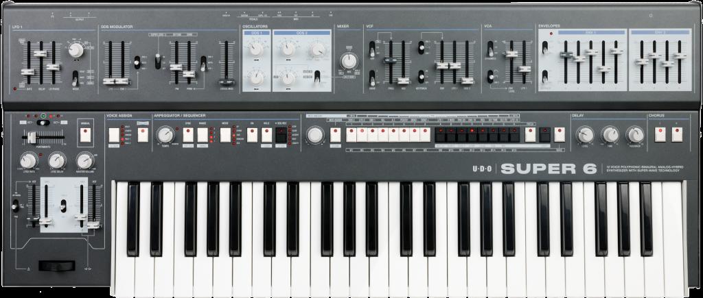 UDO Audio - Super 6