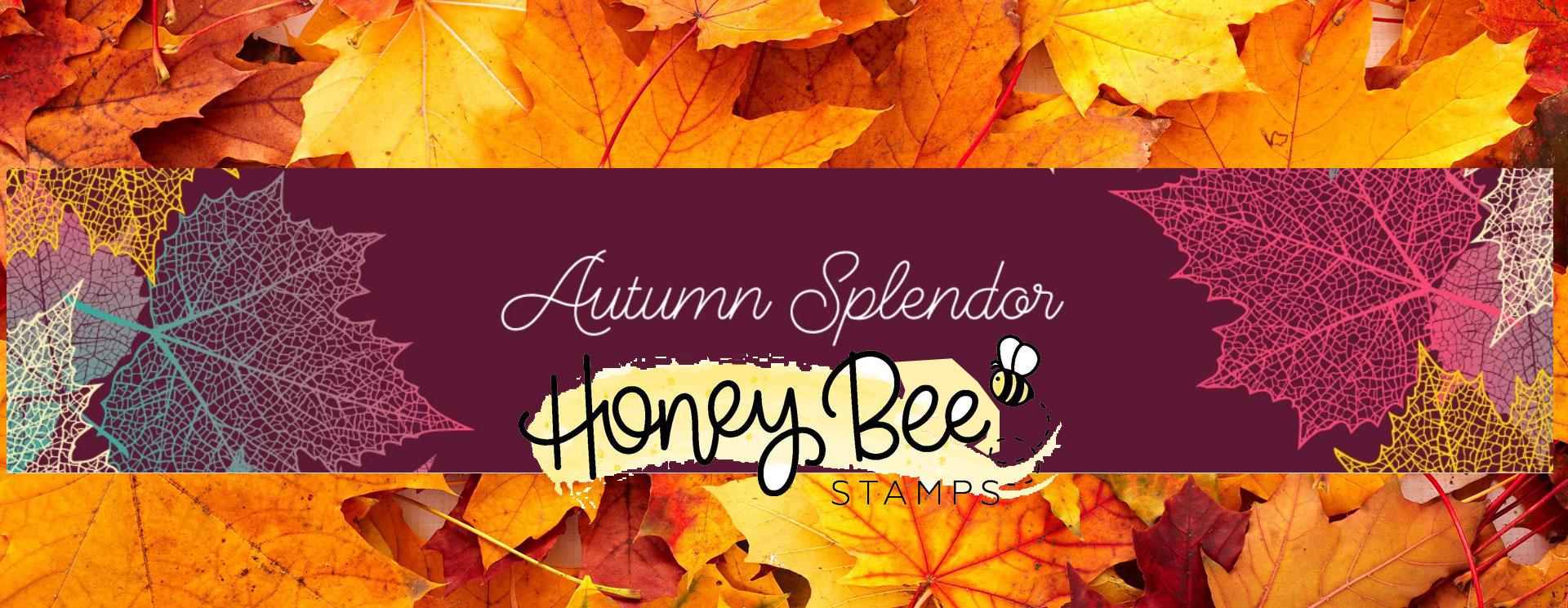 Honey Bee : Autumn Splendour<br>