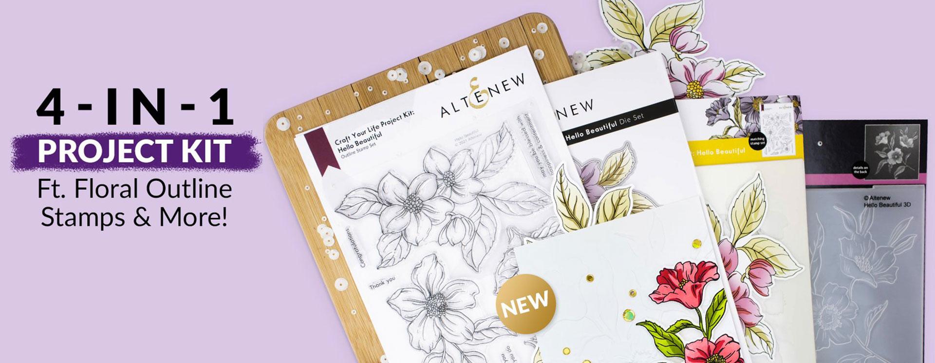 Altenew Crafting Kit