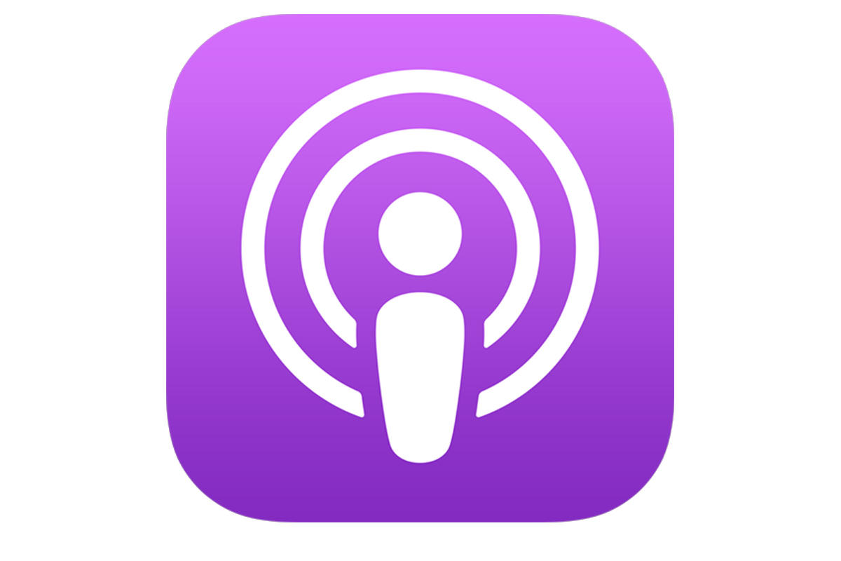 """<span style=""""font-size: 20px; font-weight: bold;"""">Apple Podcast</span><br>"""