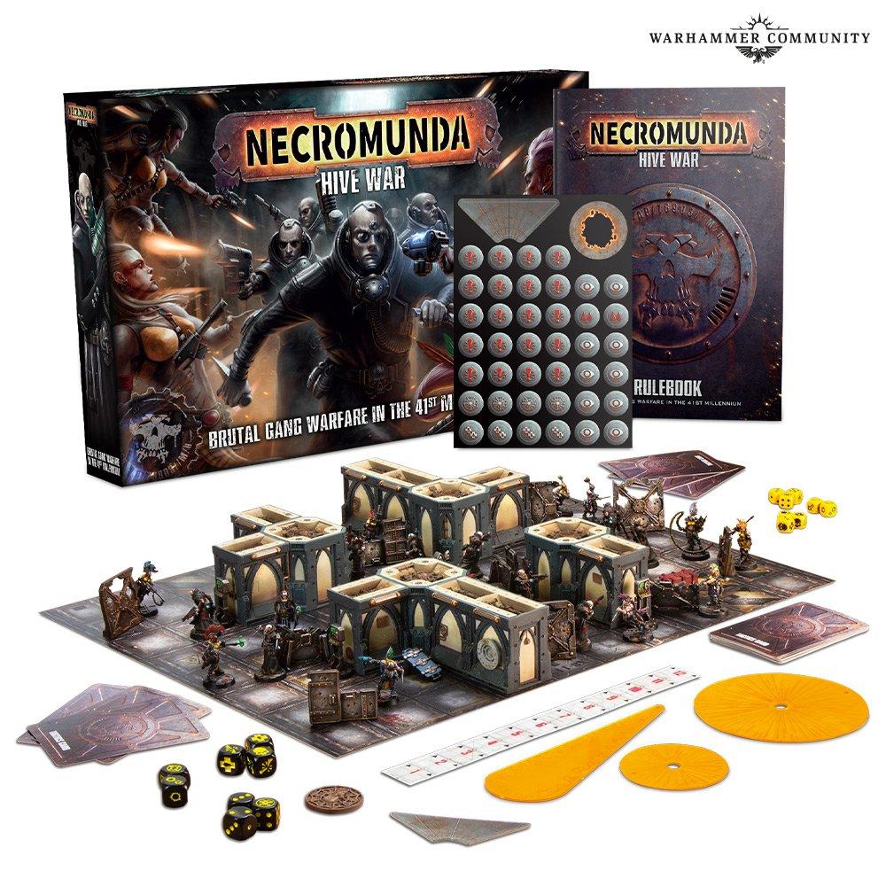 Necromunda Hive War Start Set<br>