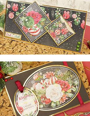 Forever Florals Festive Rose