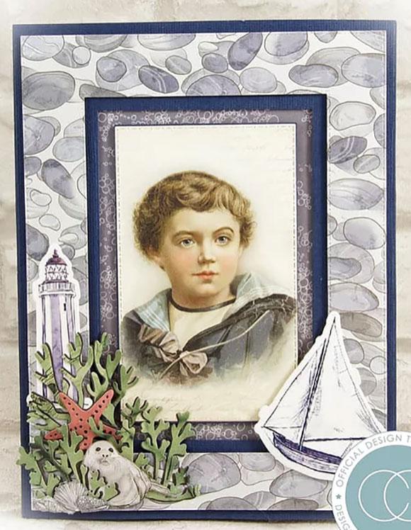 Sea and Shore Card