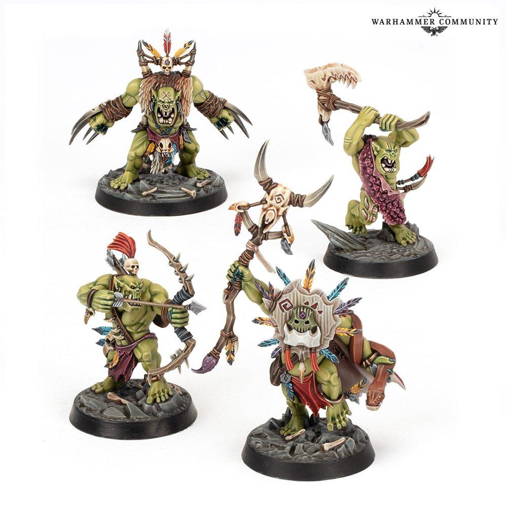 Hedrakka s Madmob Warband<br>